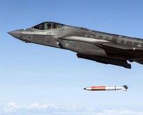 O ülke F-35 savaş uçağında nükleer bomba test etti