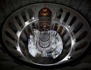 Hz.İsa'nın mezarını açınca... Tüm dünya merakla bekliyordu!