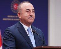 Çavuşoğlu'ndan Kabil Havalimanı açıklaması