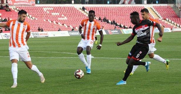 Adana Bal-Kes'İ 3 golle devirdi