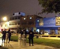 Gece kulübüne korona baskını kanlı bitti! 13 ölü