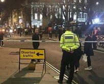 İngiltere'de cami önünde saldırı şüphesi