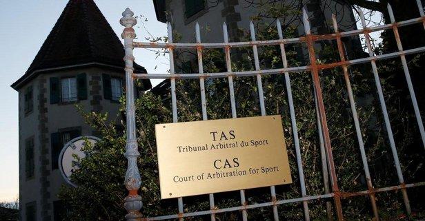 CAS'tan Avrupa deviyle ilgili flaş karar