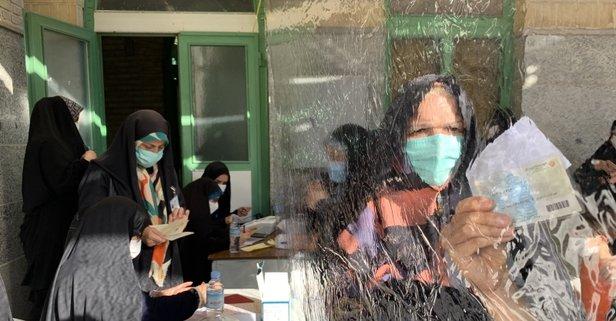 SON DAKİKA: İran'da 13. Cumhurbaşkanlığı Seçimleri için oy verme işlemi  başladı - Takvim