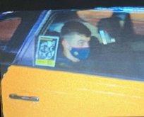 Elinde poşetle taksiye atlayıp Şampiyonlar Ligi maçına geldi