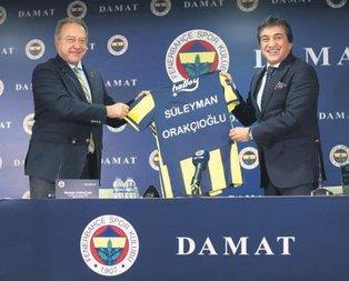 Fenerbahçe'yi DAMAT giydirecek