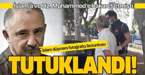 Provokatör Fırat Erez tutuklandı!