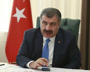Sağlık Bakanı Fahrettin Koca, 7 Ağustos koronavirüs tablosunu açıkladı
