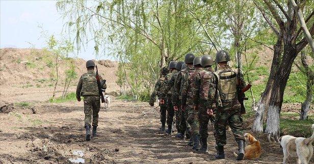 Azerbaycan açıkladı! Ermenistan yine saldırdı