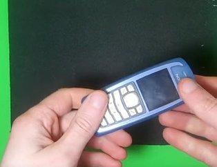 Eski Nokia telefonunu öyle bir şeye dönüştürdü ki...