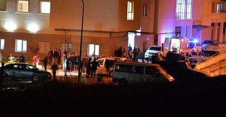 Ağrı'da askeri araç devrildi: 9 yaralı