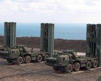 Türkiye'den ABD'ye S-400 resti!