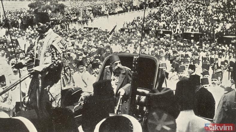 Abdülhamid Han'ın gençlik fotoğrafı gün yüzüne çıktı! Yıllar Sultan II. Abdülhamid Han'ı bakın nasıl değiştirmiş!