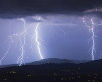 Meteoroloji'den son dakika kuvvetli yağış ve kuvvetli rüzgar uyarısı