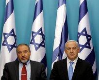 Katil İsrail'den Netanyahu ve Lieberman'a savaş başlatma izni!