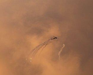 İsrail Gazze'yi vuruyor