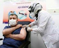 Salgından kurtulabilmenin en önemli yolu aşı