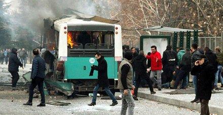 Son dakika: Kayseri'de 15 askerin şehit olduğu saldırının planlayıcısına 16 kez müebbet, 1107 yıl hapis cezası
