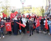 Hepimiz anneyiz PKK'ya yeteriz