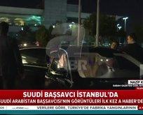 Suudi Başsavcı İstanbulda