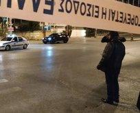 Yunanistan'da televizyon kanalına bombalı saldırı