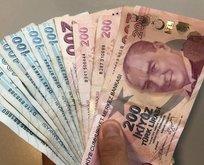 SSK-SGK ve Bağkur'lu emekliye 2,500 liraya kadar ödeniyor