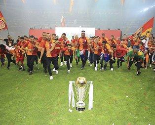 Galatasaray şampiyonluk kutlaması ne zaman?
