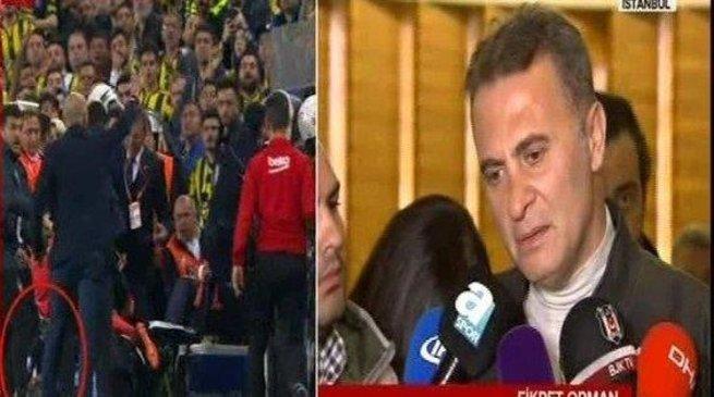 Beşiktaş Başkanı Fikret Orman'dan flaş açıklama!