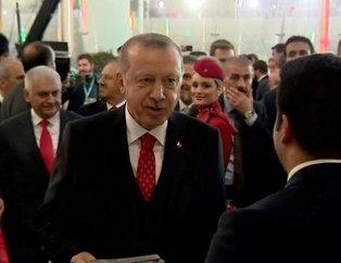 İşte İstanbul Havalimanının açılışından görüntüler