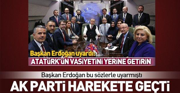 AK Parti, CHP'nin İş Bankası hisseleri için harekete geçti
