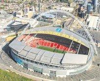 Wembley satıldı