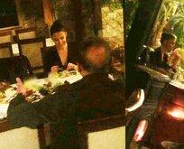 Mustafa Erdoğan ve Sevcan aşkının ilk kareleri