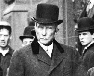 İşte Rockefeller'ların sırlarla dolu hikayesi....