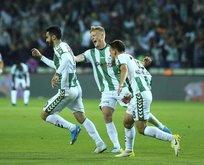 Atiker Konyaspor finalde