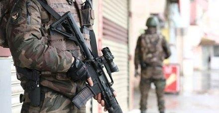 Ağrı'da PKK operasyonu: 13 gözaltı