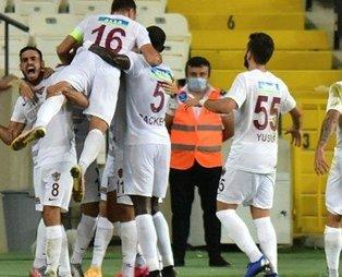 Süper Lig'de Hatayspor, son şampiyon Başakşehir'i mağlup etti