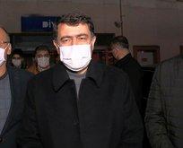 Hastaneye kaldırılan Ankara Valisi taburcu edildi