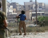 Libya'da bir askeri karargahta daha kontrol sağlandı