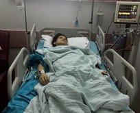 Zonguldak'ta skandal! Hastanede yatağının başında...
