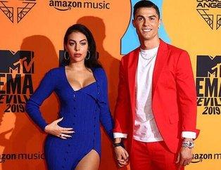 Cristiano Ronaldo ve sevgilisi Georgina Rodriguez'in gizlice evlendiği iddia edildi