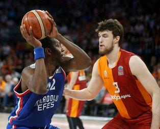 Basketbol Süper Ligi'nde ilk finalist belli oldu