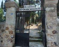 İBB'den kaçak mezarlık