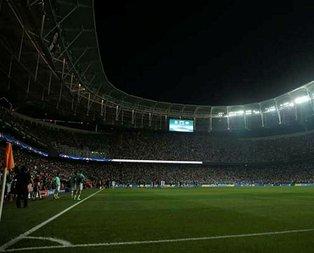 UEFAdan Beşiktaşa şok ceza