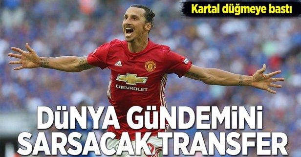 Come to Beşiktaş İbrahimovic