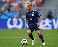 Nagatomo Japonyayı ayakta tuttu!