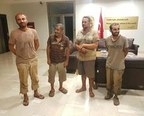 Kurtarılan 4 Türk vatandaşıyla ilgili flaş gelişme