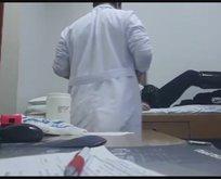 İzmir'de skandal! Kadın hastalarının gizlice görüntülerini çekip...