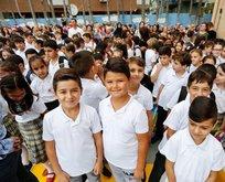 İstanbul'da 3 milyon 200 bin öğrenci için ders zili çalacak