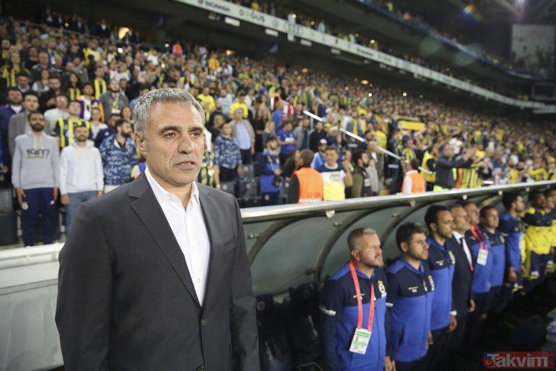 Fenerbahçe'nin ilk golü öncesi verilen korner kararı büyük tepkilere yol açtı