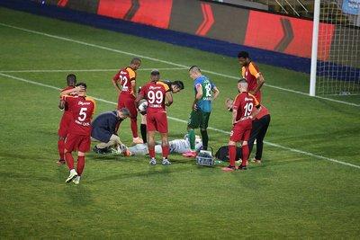 Galatasaray'da Muslera sevinci! Kaleye geçeceği tarih belli oldu